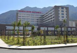 Manisa Şehir Hastanesi 30 Ekimde açılıyor