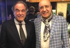 Ünlü yönetmen Oliver Stone Ankarada