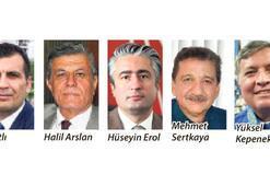 Denizli'de 2, Muğla'da 3 başkan adayı açıklandı