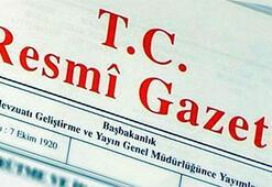 TBMM kararları Resmi Gazetede yayımlandı