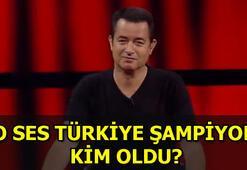 O Ses Türkiye birincisi Murat Bozun takımından çıktı İşte şampiyon olan isim...