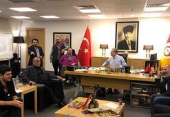 Galatasaraydan sürpriz paylaşım: Çalışıyoruz...