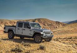 Jeep Gladiator, Los Angeles Otomobil Fuarında sergilendi