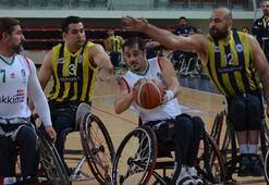 YOSK - 1907 Fenerbahçe Engelli Yıldızlar Spor Kulübü: 46-103