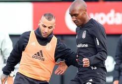 Beşiktaşta altyapı takviyeli antrenman