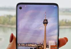 Samsung 5G ve altı kameralı bir Galaxy S10 üzerinde çalışıyor