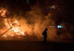Sarı yeleklilerin protestosu Brüksele sıçradı