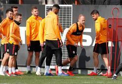 Galatasarayın Hatayspor kadrosu açıklandı