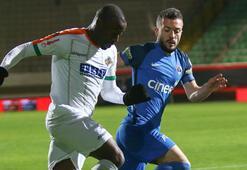 Alanyaspor - Kasımpaşa: 0-0