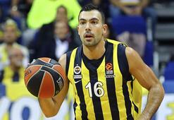 Fenerbahçe Bekoda Kostas Sloukas şoku
