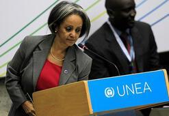 Etiyopya'nın ilk kadın cumhurbaşkanı Sahle-Work Zewde oldu