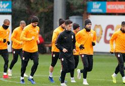 Galatasaray, Beşiktaş hazırlıklarını sürdürdü