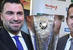 UEFA Kupası İstanbulda sergilendi