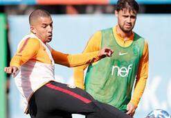 Galatasaray ara vermeden Schalke maçı hazırlıklarına başladı