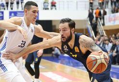 İstanbul Büyükşehir  Belediyespor  - Fenerbahçe: 86-103