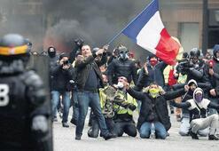 Fransa'da bilanço ağır
