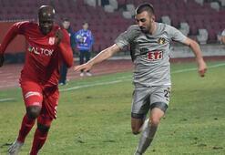 Balıkesirspor Baltok - Eskişehirspor: 3-1