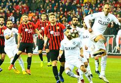 Eskişehirspor - Altay: 1-0