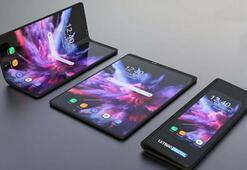 Samsungun ilk katlanabilir telefonu hangi adla gelecek