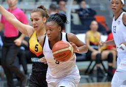 Beşiktaş - Bellona Kayseri Basketbol: 66-62