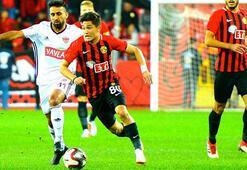Eskişehirspor - Hatayspor: 0-3