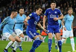 Çağlar Söyüncü penaltı kaçırdı, Manchester City yarı finale kaldı