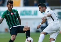 Akhisarspor - Erzurumspor: 1-1