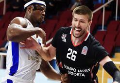 Arel Üniversitesi  Büyükçekmece Basketbol: 69 - Beşiktaş Sompo Japan: 79