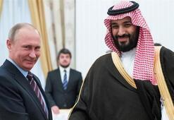 Son dakika... Putin, Suudi Veliaht Prensle görüşebilir