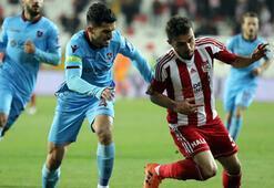 Sivasspor - Trabzonspor: 1-1