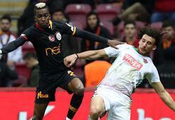 Galatasaray - Hatayspor: 2-0 (İşte maçın özeti)