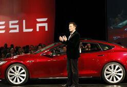 Teslanın otomatik park etme özelliği kısa süre sonra hazır