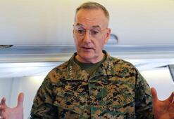 Pentagondan Suriyede bin asker kalacak iddiasına yalanlama