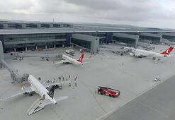 İstanbul Yeni Havalimanında gürültü önlemi alındı