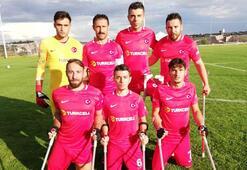 Türkiye Ampute Milli Takımı yarı finalde