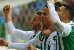 Atiker Konyaspor-Antalyaspor: 2-0