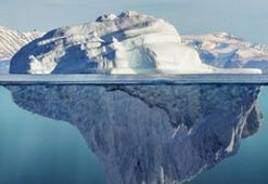 Buzul örtüsünün erimesi tonlarca metan gazını açığa çıkarıyor