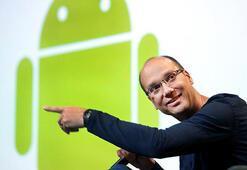 Androidin patronu Andy Rubine tepkiler çığ gibi büyüyor