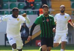 Akhisarspor - Ankaragücü: 0-0