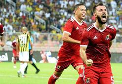 Al Ittihad - Al Wehda: 2-2