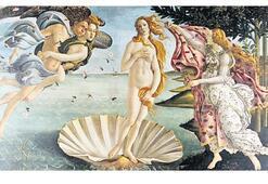 Venüs'ün doğuşu kalbini durdurdu