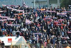 Hataysporun passolig satışlarına Galatasaray etkisi