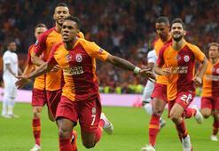 Galatasaray - Lokomotiv Moskova: 3-0 (İşte maçın özeti)