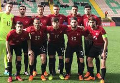 Ümit Milli Futbol Takımının aday kadrosu belli oldu