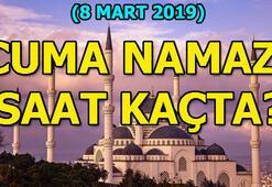 Cuma namazı bugün saat kaçta 8 Mart il il Cuma namazı vakitleri...