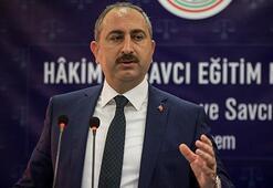 Adalet Bakanı: Hakim yardımcılığı müessesi üzerinde çalışıyoruz