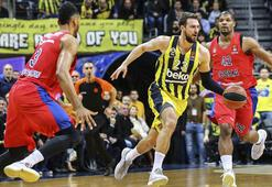 Fenerbahçe Beko - CSKA Moskova: 79-75