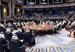 39. Körfez İşbirliği Konseyi Zirvesi başladı