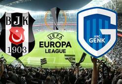 Beşiktaş maçı canlı ve şifresiz hangi kanalda yayınlanacak BJK-Genk maçı ilk 11ler