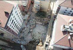 Kartalda çöken binadaki ihmaller bilirkişi raporunda